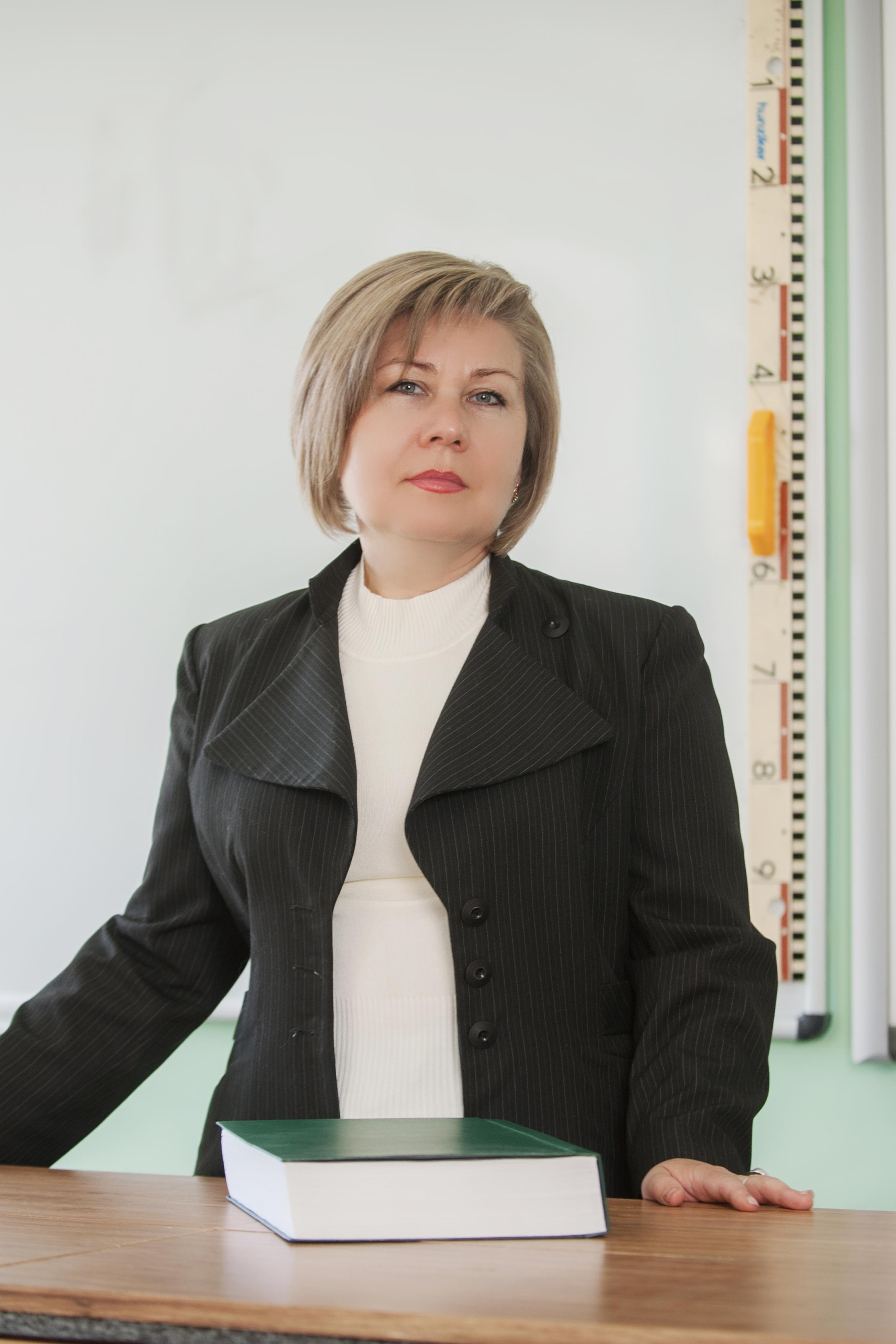 Чашечникова Ольга Серафимівна